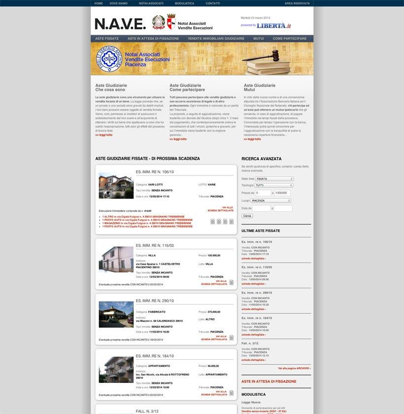 nave home sito web 1