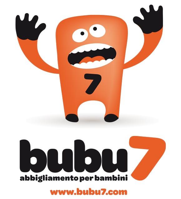 Progettazione naming e logo Bubu7