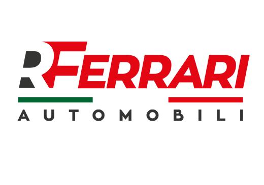 Progettazione naming e logo Roberto Ferrari Automobili
