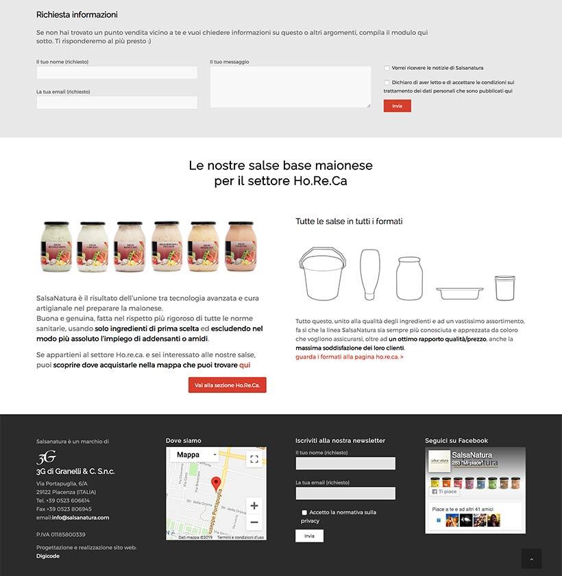progettazione sito salsanatura scheda prodotto 4