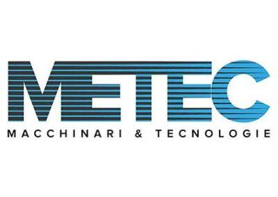 Progettazione naming e logo Metec