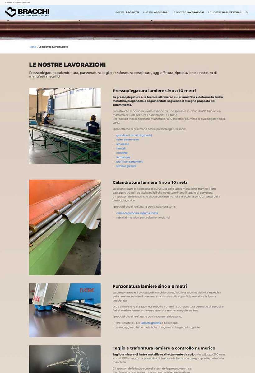 lattoneriabracchi it lavorazioni sito responsive desktop-1