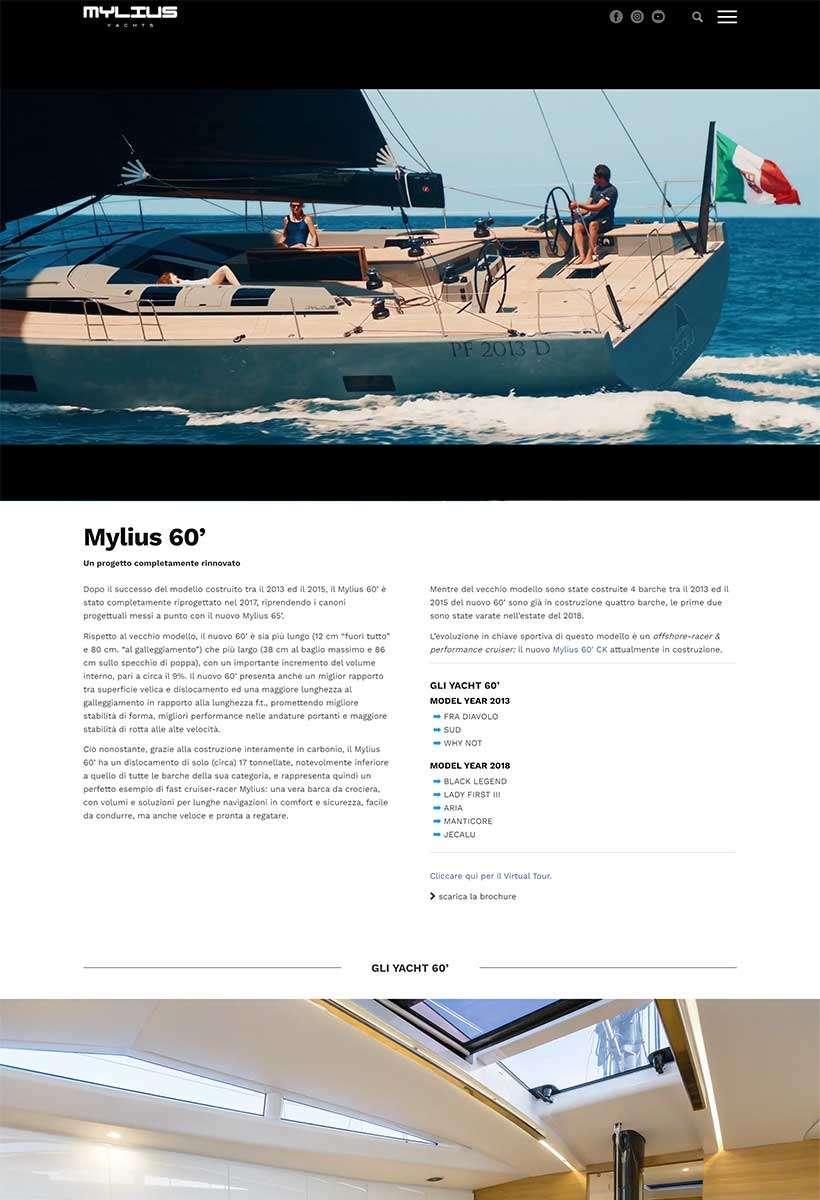sito web mylius scheda yacht 1