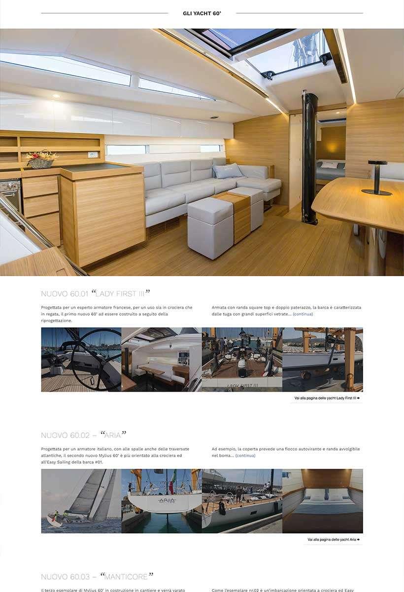 sito web mylius scheda yacht 2