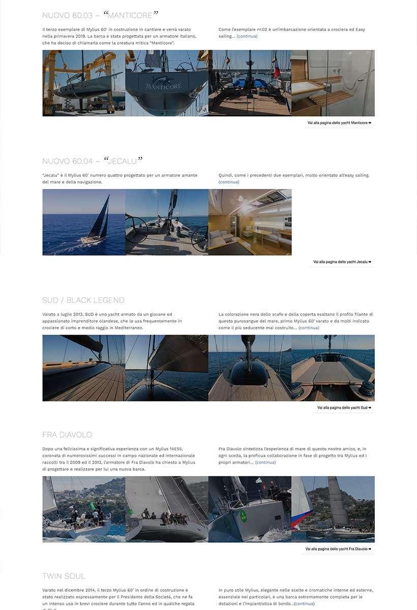 sito web mylius scheda yacht 3