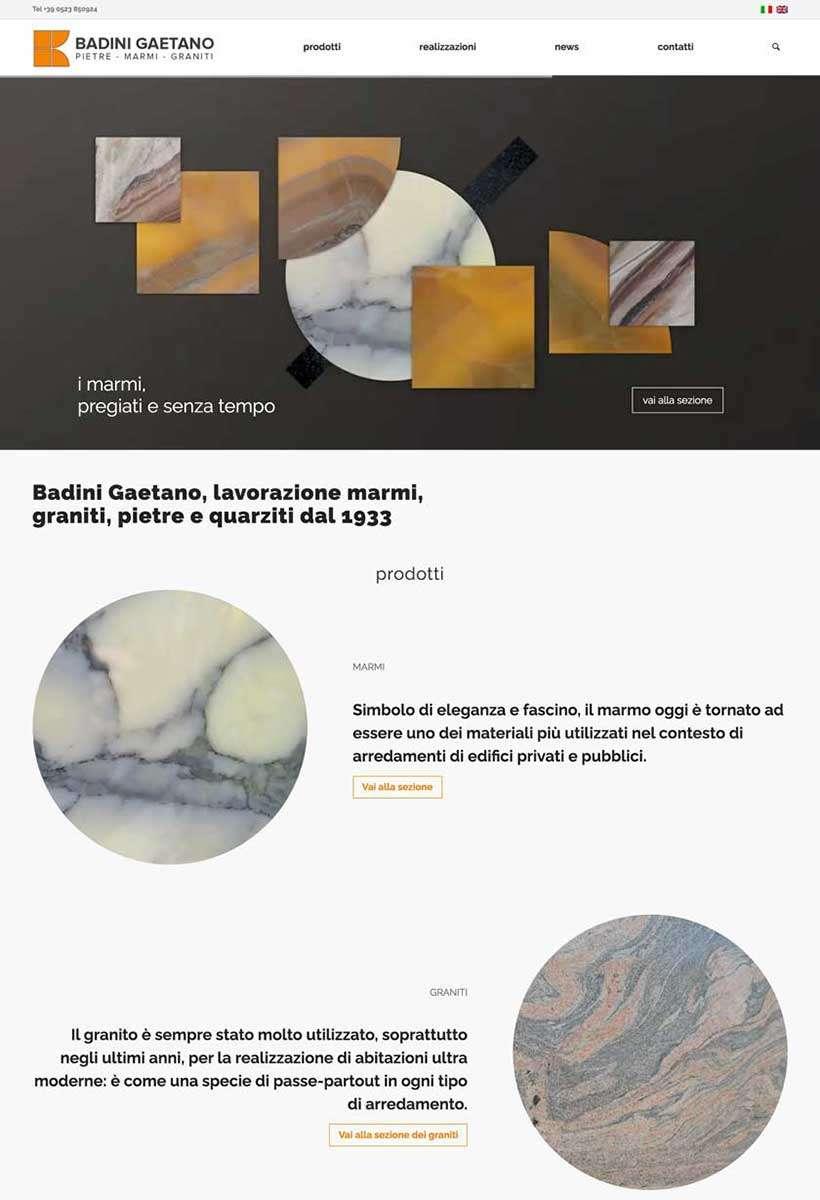 sito web responsive badini gaetano home-1