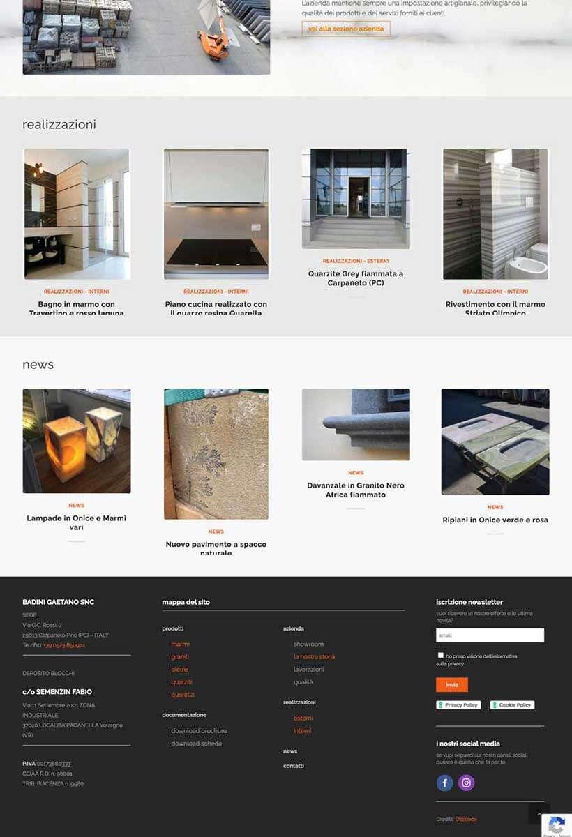 sito web responsive badini gaetano home 3