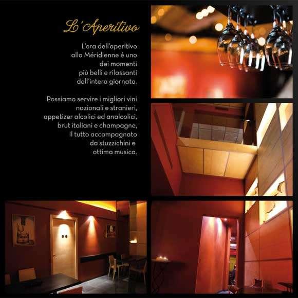 realizzazione brochure La Meridienne interno 1