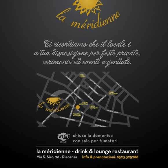 realizzazione brochure La Meridienne retro