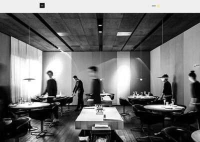 Realizzazione sito web Ugo Caragnano Architetto